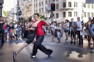 Tango Flashmob Sydney
